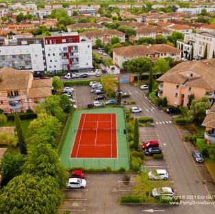 Résidence CLOS RENAN II - 19/05/2021 TOULOUSE  (31) - FRANCE DJI MAVIC 2 PRO
