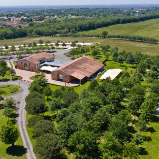 Domaine de Preissac - 27/05/2021 CASTELMAUROU  (31) - FRANCE DJI MAVIC 2 PRO