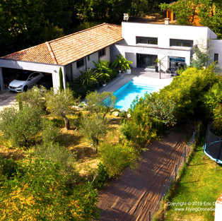 Maison d'Architecte - 15/09/2019  Proche TOULOUSE (31) - FRANCE DJI MAVIC 2 PRO