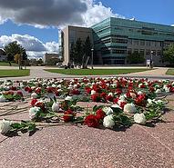 Rose Memorial for Women & The Unborn