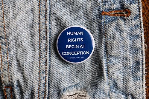 Human Rights Pin