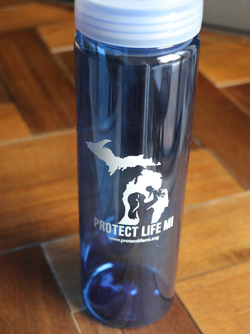 Protect Life MI Water Bottle