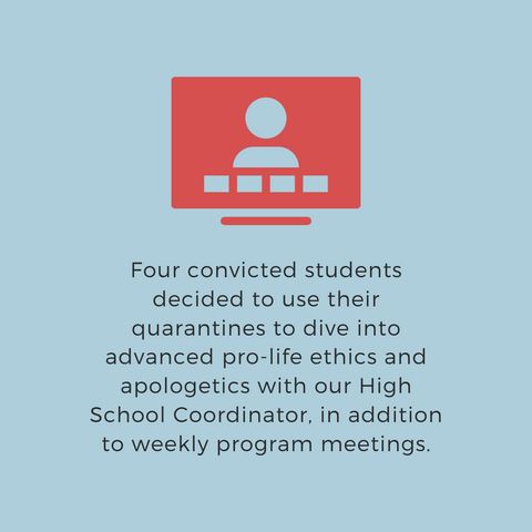Four convicted students decided to use t