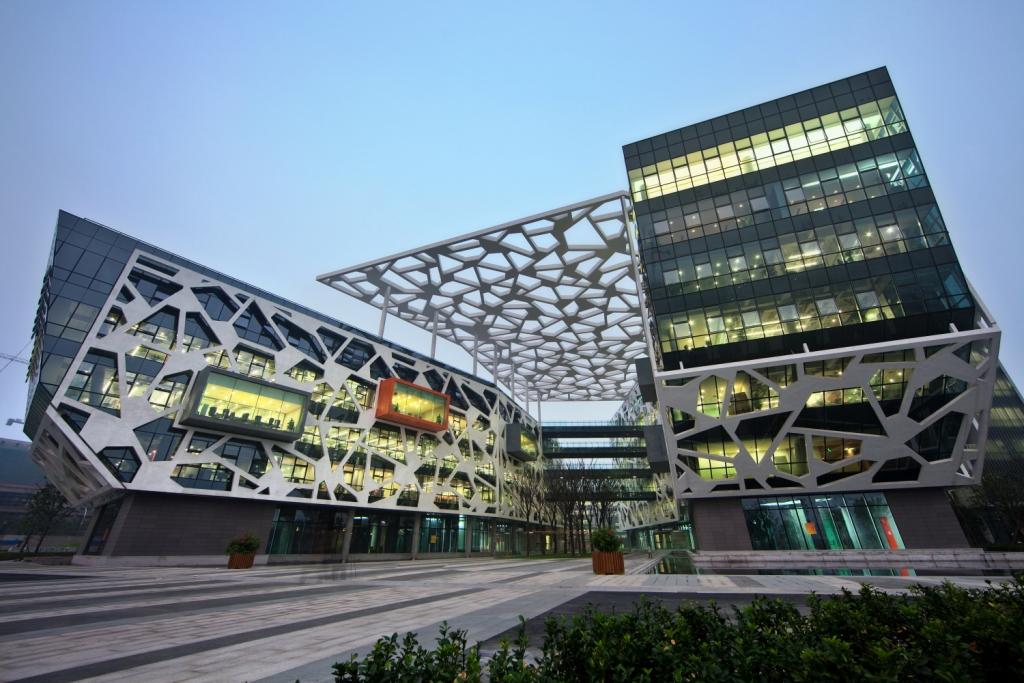 Alibaba-building