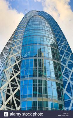 japan-asia-tokyo-city-shinjuku-district-cocoon-tower-tower-tange-architecture-DA5KXN