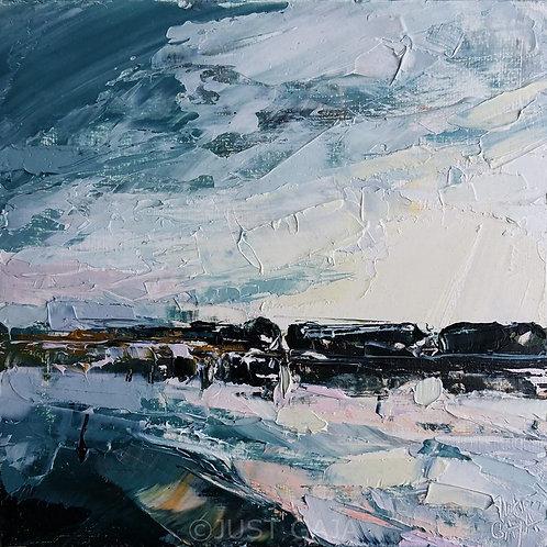 USA/JG/ Oil Painting/