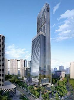 dezeen_SOM-to-build-Singapores-tallest-tower_1b1-295x400