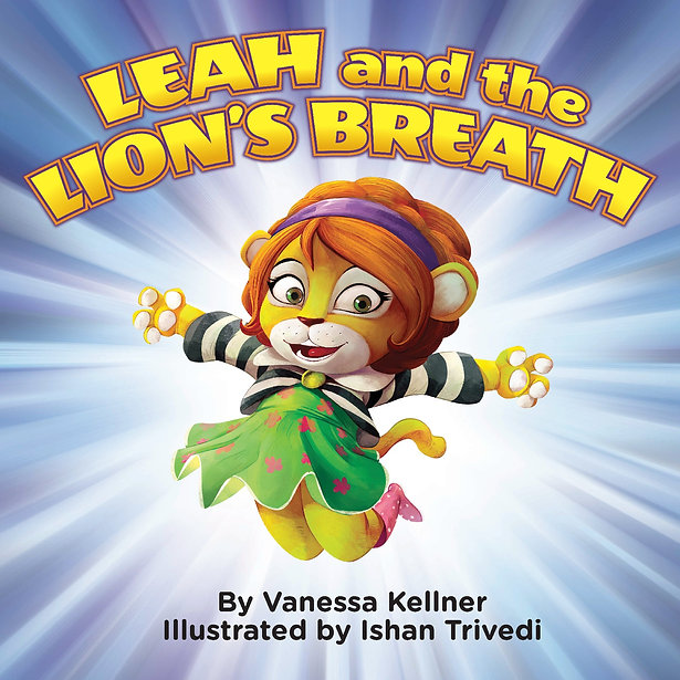 leah and the lion's breath