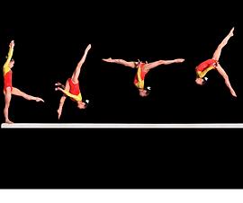 Stretching w sportach gimnastycznych(1).
