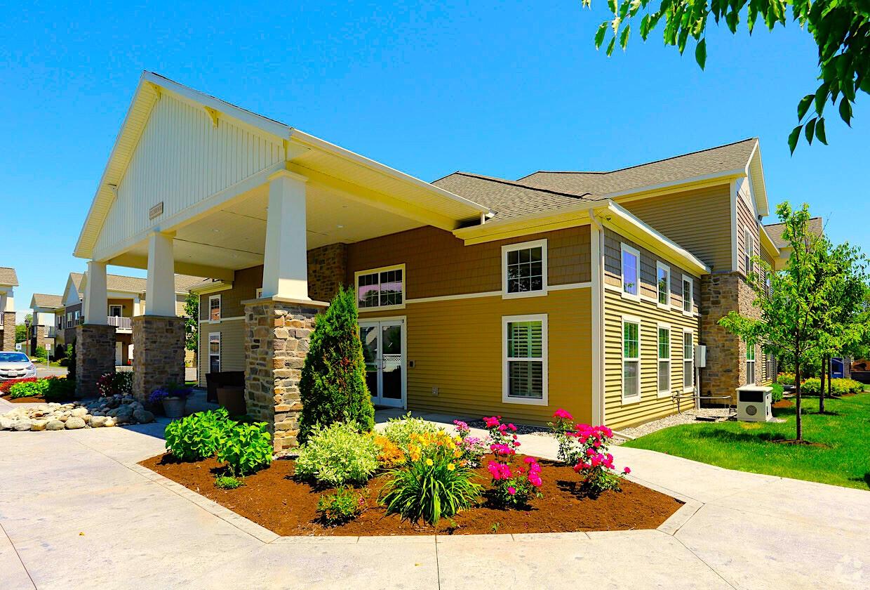 Cornerstone Luxury Apartments