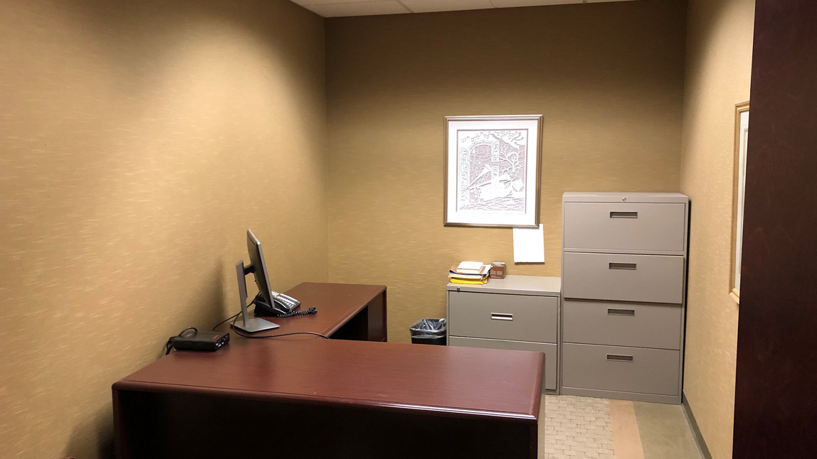 Vacant Space Office