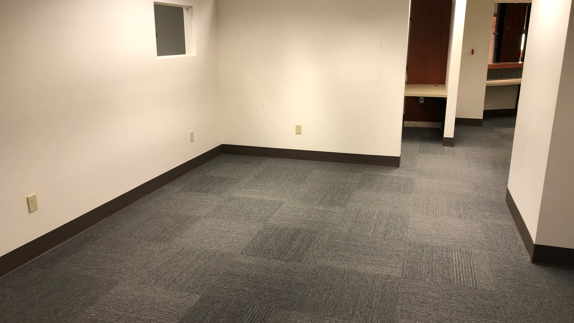 Vacant Space Open Office