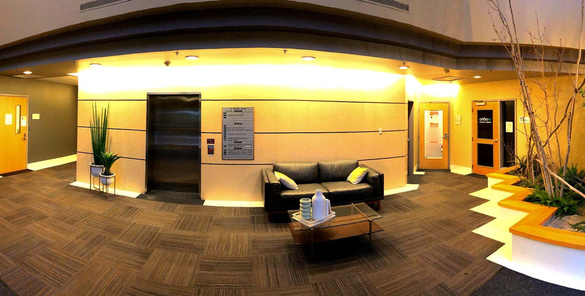 3 Atrium Drive Lobby