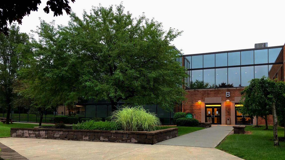3 Atrium Drive Entrance