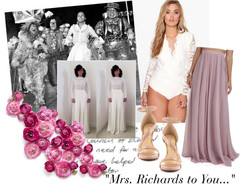 Bridal Shower Virtual Style Board