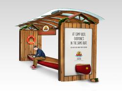 Carte Blanche Contest - Camp Ooch