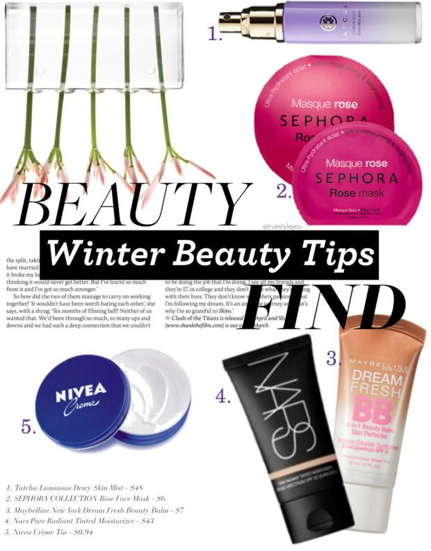 GLOW, BABY, GLOW!  Winter Weather Beauty Tips