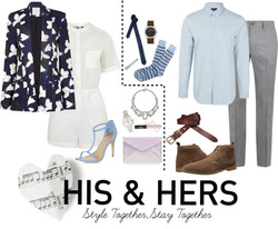 His & Hers - feature story