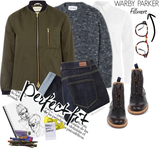 FAB FIND FRIDAY: Warby Parker of Shaw DC