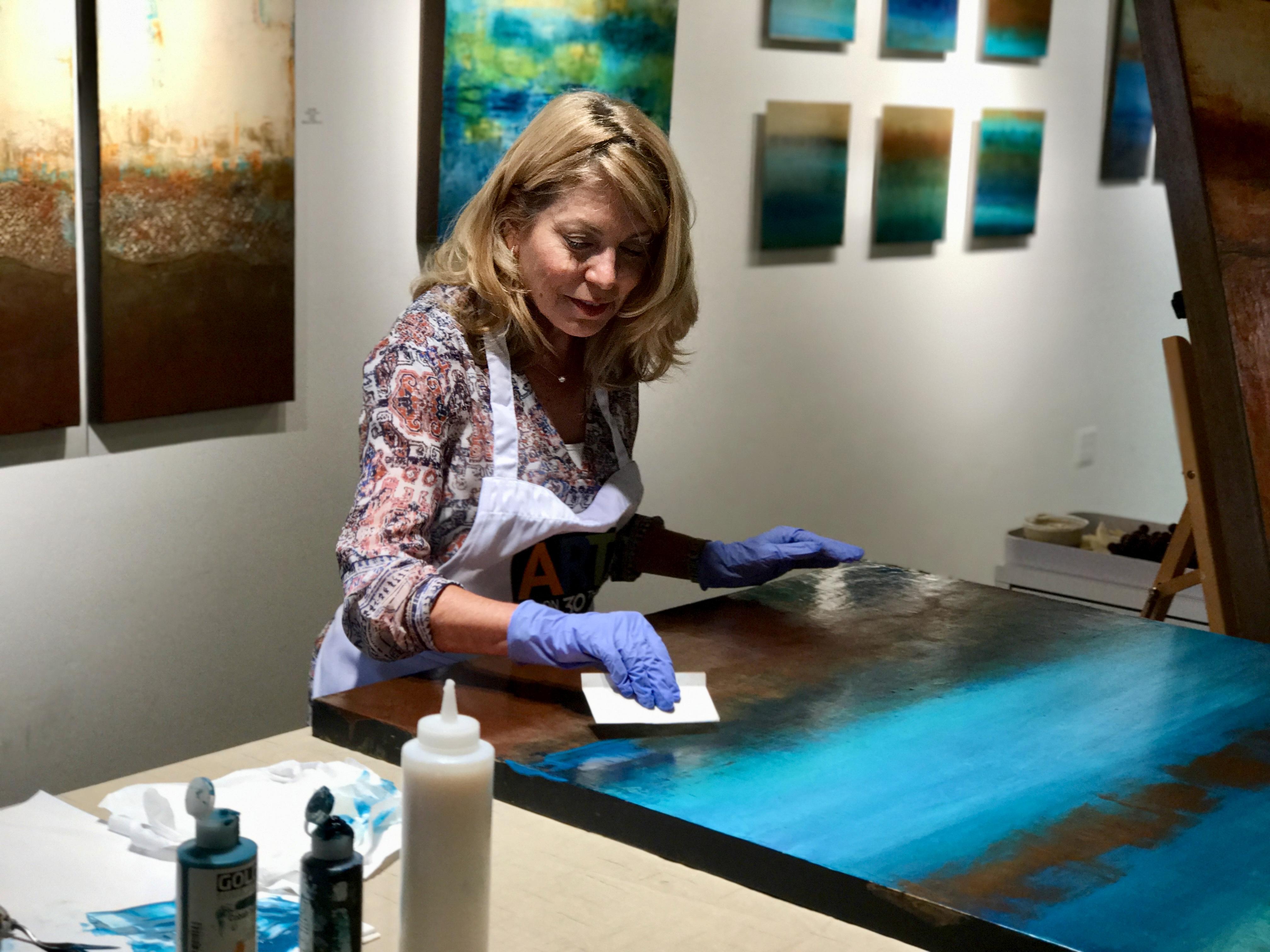 Lisa Tear Artist