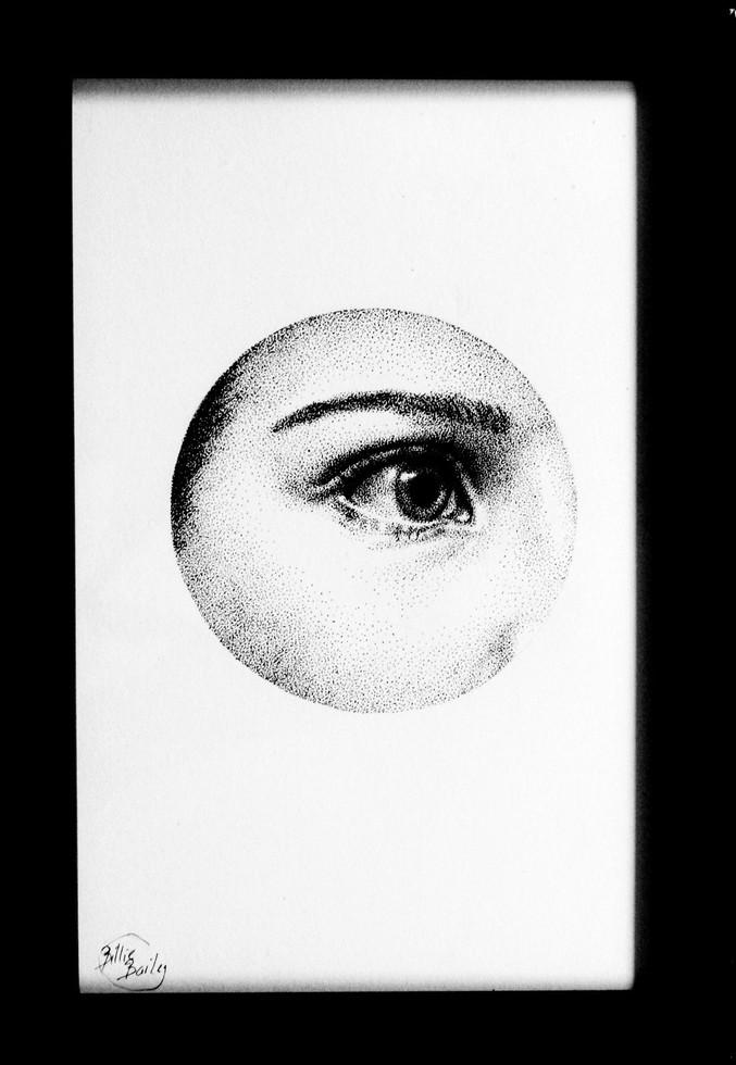 Lovers eye.