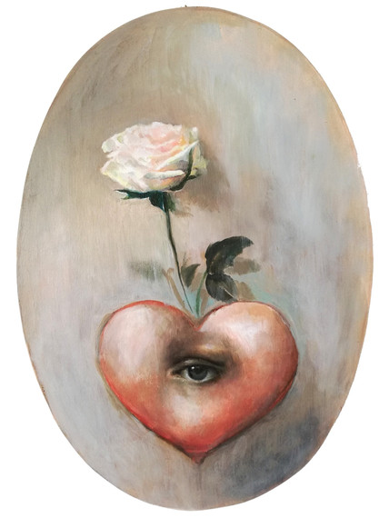 Heart with hope.