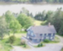The Hate Evil Hall homestead circa 1797