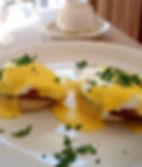 Gourmet Eggs Benedict from scratch