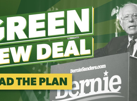 The Sanders climate plan would actually achieve something