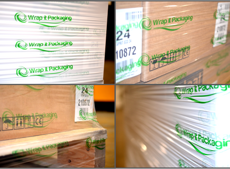 Why Your Business Needs Printed Stretch Film