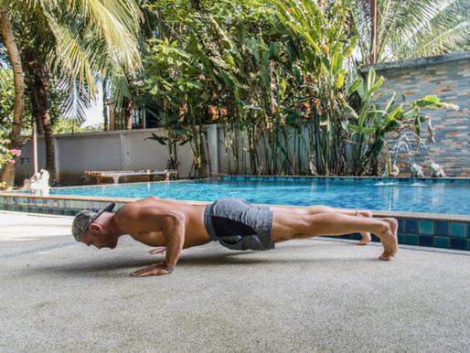 The 100 Push-up a day challenge