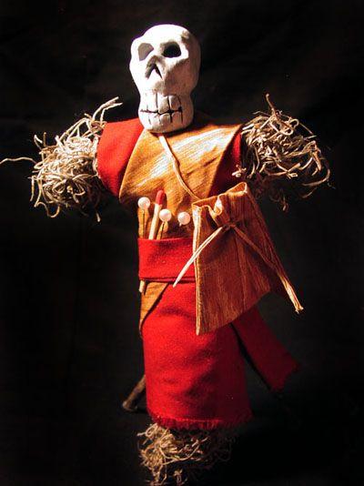 777898f9b6cb13280715fb23416a3028--new-orleans-voodoo-painted-skulls