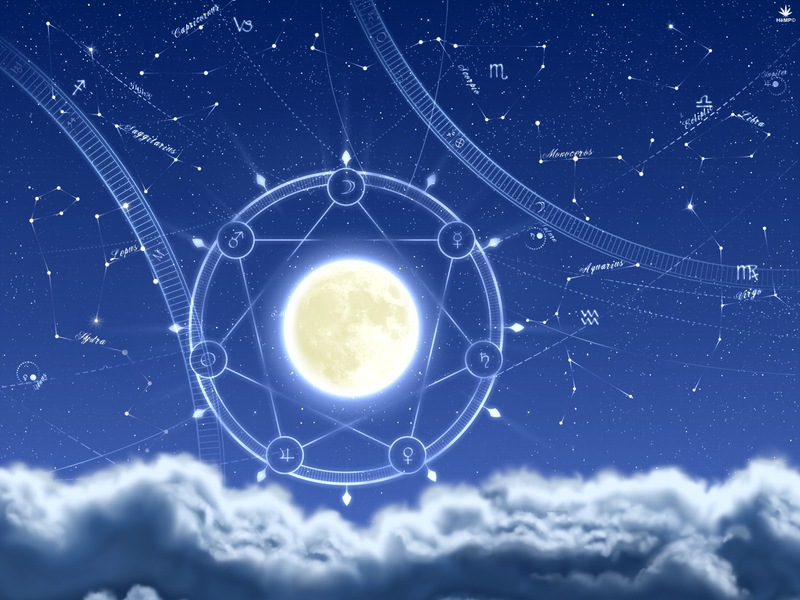 Blue-Astrology