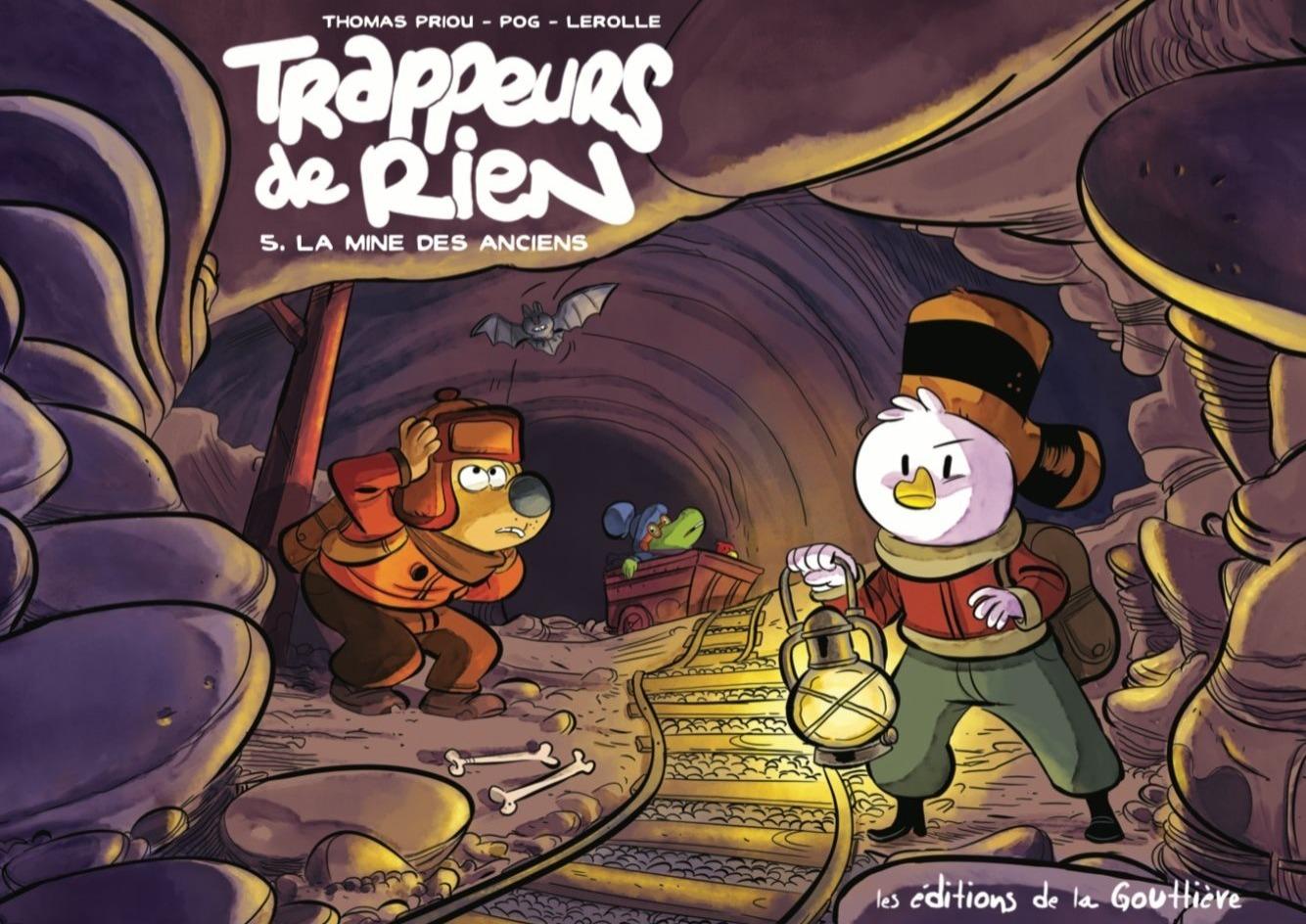 Trappeurs de Rien - 5
