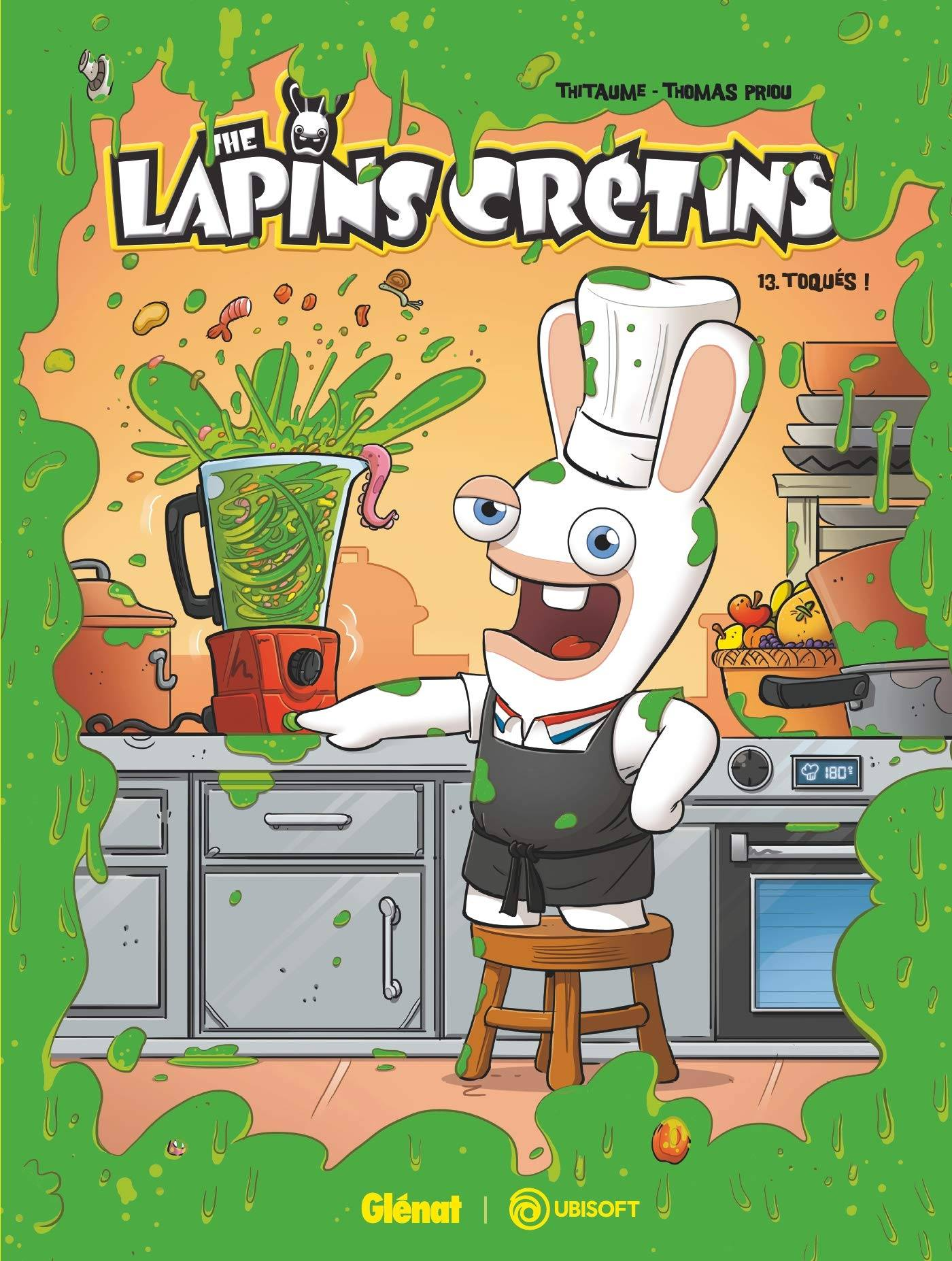 The Lapins Crétins | Tome 13