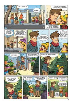 L'étoile de noël | Page 1/4 - Histoire courte