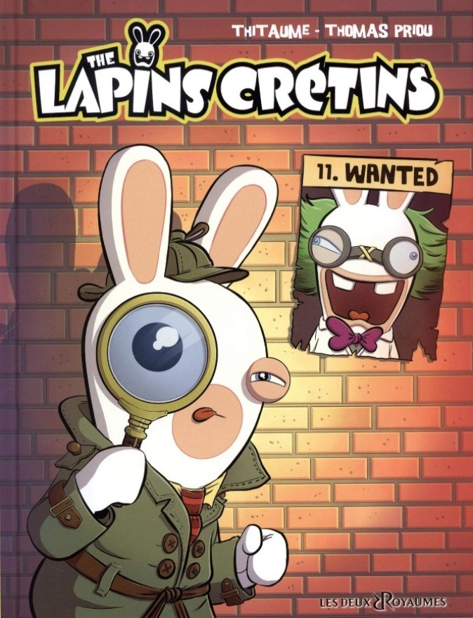 The Lapins Crétins | Tome 11