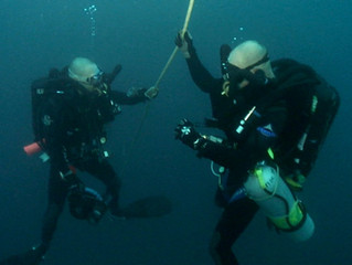 On Technical Diving