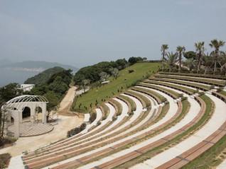 Jangsado  Ocean Park landscape design