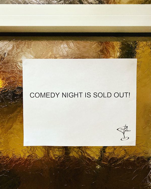 Electric Comedy Night Sold Out.jpeg