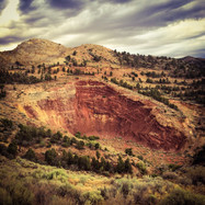 Fall Utah Landscape