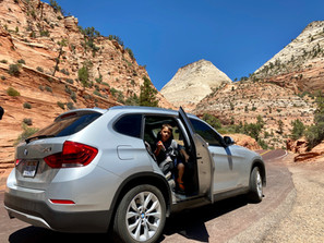 Road Trip to Zion