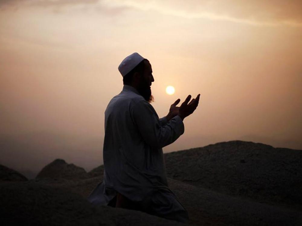 dua huşu namaz