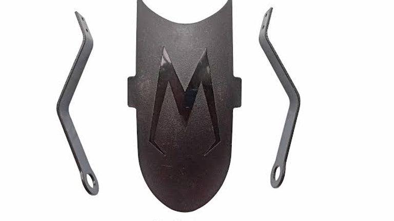 Fender Extender for Kaabo Mantis Pro