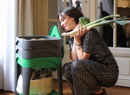 Les composteurs // Recyclage