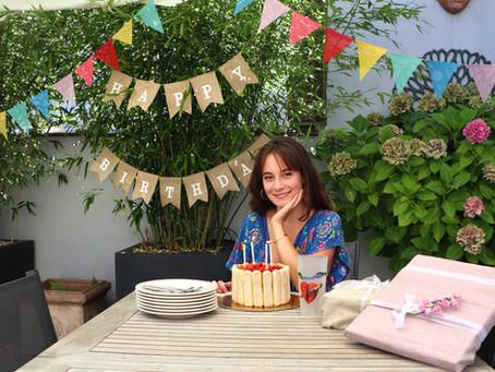 Les fêtes d'anniversaire // Eco-responsable