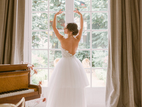 Shooting // Le Wedding Magazine