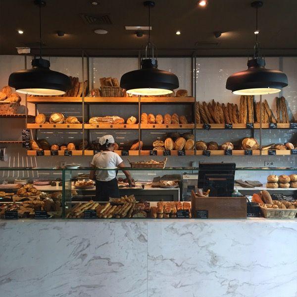 Cafeteria em Madrid