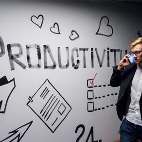 ¿Cómo ser más productivo? - Parte 1