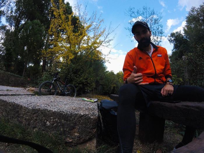 Cómo viajar en bicicleta y emprender